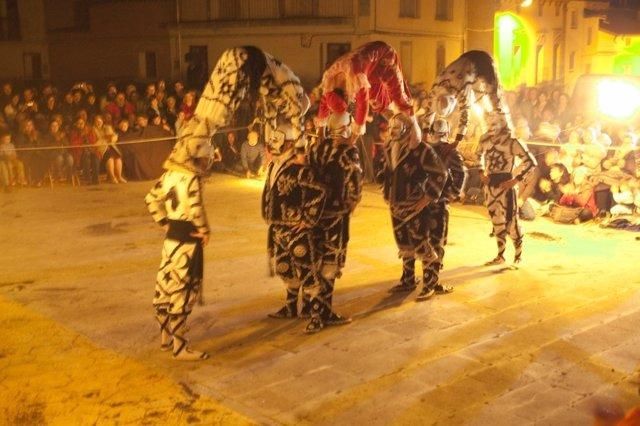 Dance Y Contradanza De Cetina (Zaragoza)