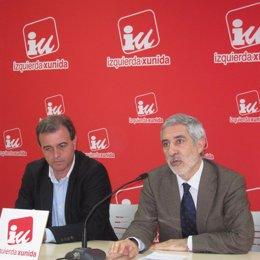 Dacio Alonso Y Gaspar Llamazares