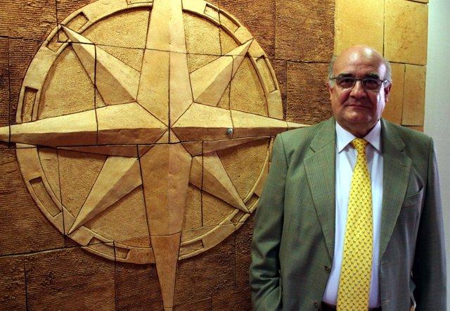 Javier Ojeda, Presidente De La Fundación Grupo Norte