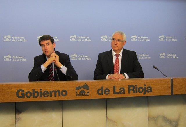 Gonzalo Capellán Y Abel Bayo