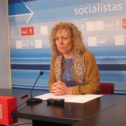 Eva Díaz Tezanos, Secretaria General Del PSOE