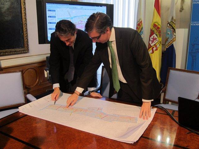 Presentación Del Plan De Peatonalización