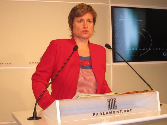 Anna Simó, ERC