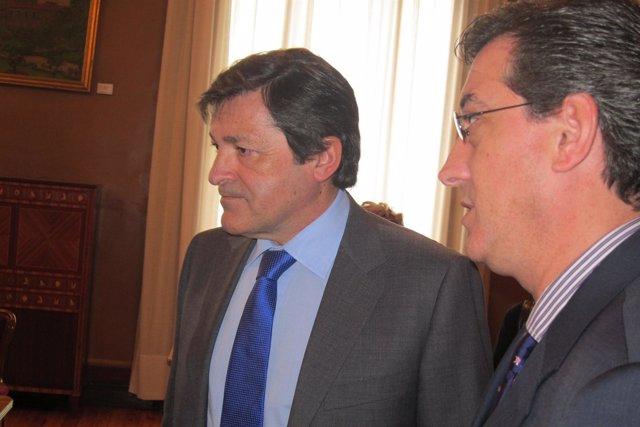 Javier Fernández, Junto A Ignacio Prendes