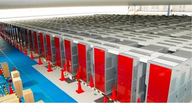 Fujitsu: Supercomputación