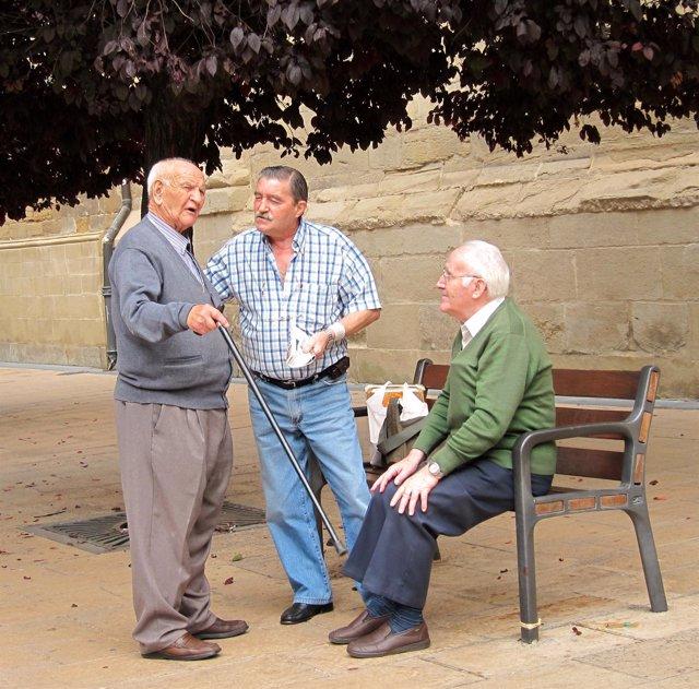 Personas Mayores, Ancianos, Tercera Edad, Jubilados