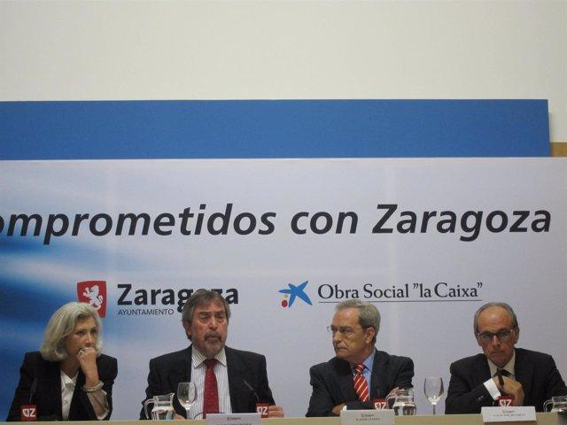 Convenio Pro-Infancia Ayuntamiento La Caixa