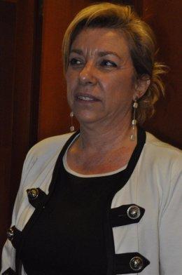 Consejera De Educación De Aragón, Dolores Serrat