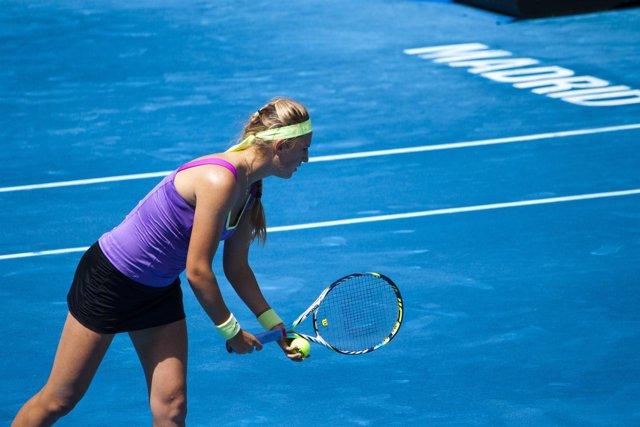 Victoria Azarenka Mutua Open Madrid Tenis
