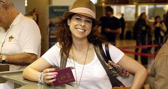 Pastora Soler rumbo a Eurovisión