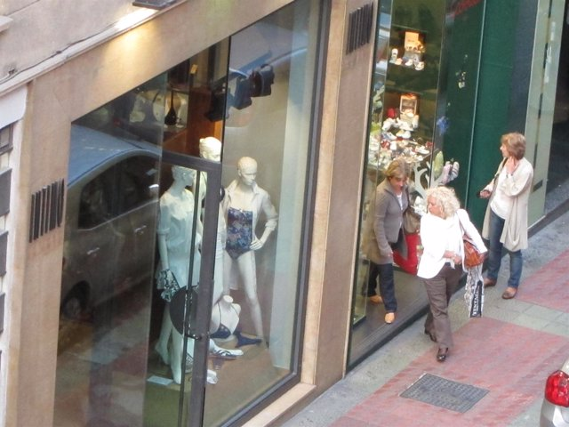 Escaparates, Tiendas, Moda, Comercios