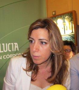 Susana Díaz En Córdoba