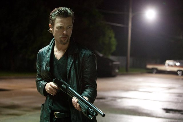 Brad Pitt en 'Killing them Softly'