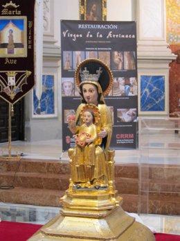 La Imagen De La Virgen De La Arrixaca