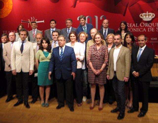 Presentación De La Temporada 2012-2013 Del Maestranza