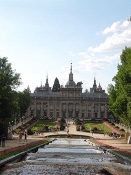 El Palacio Del Real Sitio