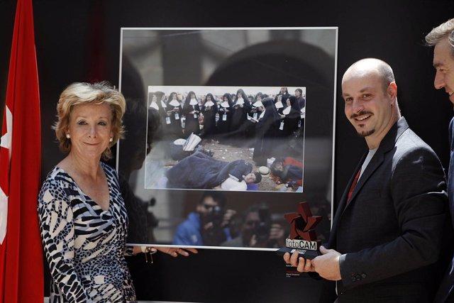 Aguirre Y El Ganador Del Fotocam