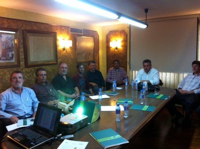 Reunión Del Sector Oleícola