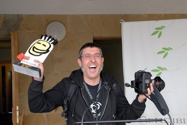 El Fotógrafo Vallisoletano Gerardo Sanz