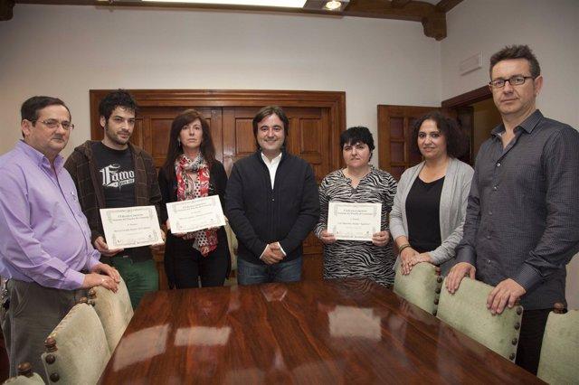 Entrega Premios Pinchos Ganadores