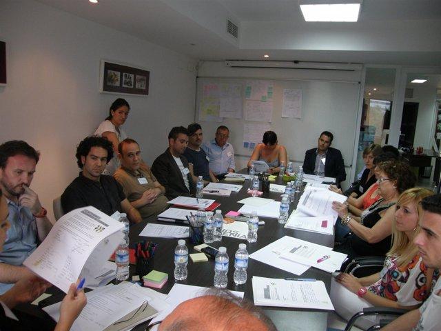 Participantes En La Jornada De 'Cocreación'