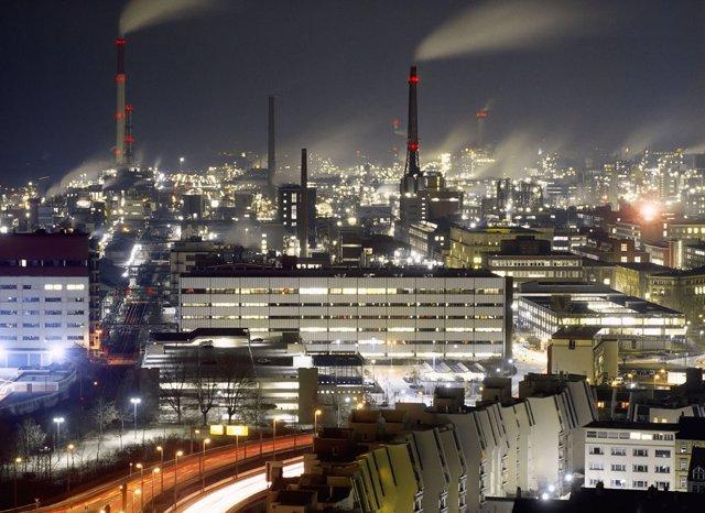 Complejo industrial alemán