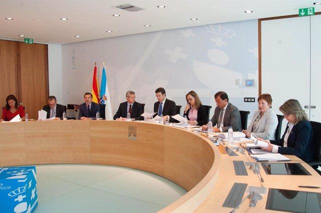 Consello de la Xunta del 18 de mayo