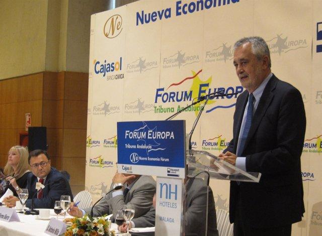 Miguel Ángel Heredia y José Antonio Griñán