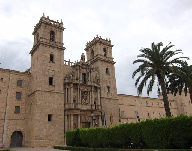 Monasterio De San Miguel De Los Reyes, Biblioteca Valenciana