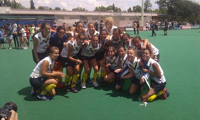 El Club De Campo, Campeón De La División De Honor Femenina