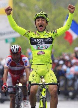 Rabottini Se Corona En La 15º Etapa Del Giro