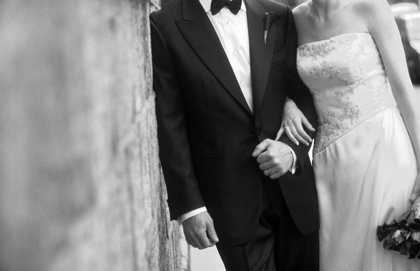 Los recortes en las bodas