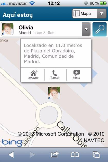 """Movistar lanza """"Aquí estoy"""" un servicio pionero que vela por la tranquilidad de la familia"""