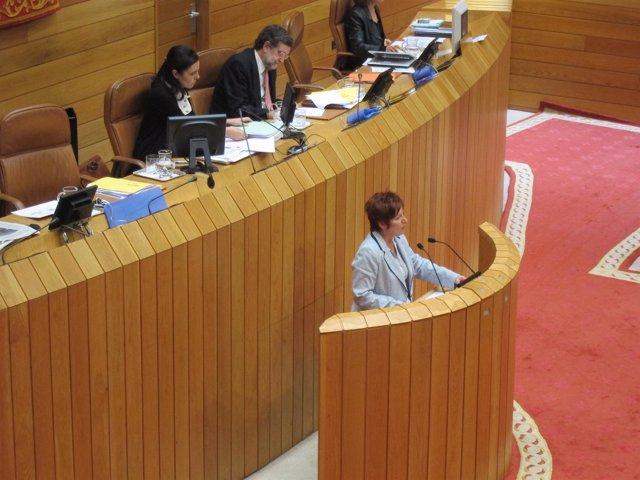 Foto Conselleira De Sanidade