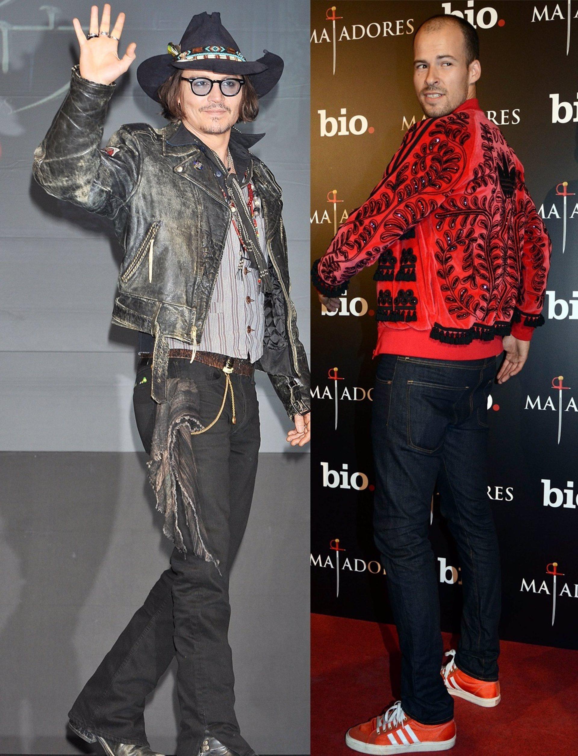 Johnny Moda Contra De Depp Su La Cowboy Y Cómo Española Estilo r10rqPRwa