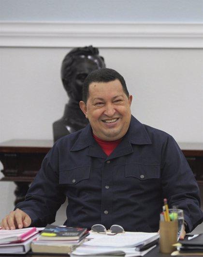 Chávez reaparece en público tras su último viaje a Cuba