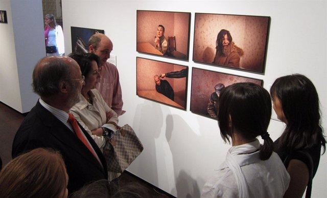 c7a3d03fdb La  Primavera Árabe  protagoniza la muestra del World Press Photo ...