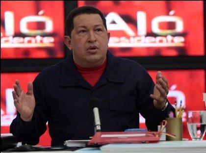 Venezuela.- Chávez celebra trece años de su programa 'Aló, presidente' alejado de la vida pública