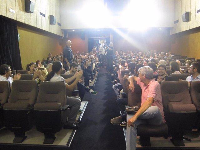 Pedro Barbadillo Es Aplaudido En Los Cines Renoir