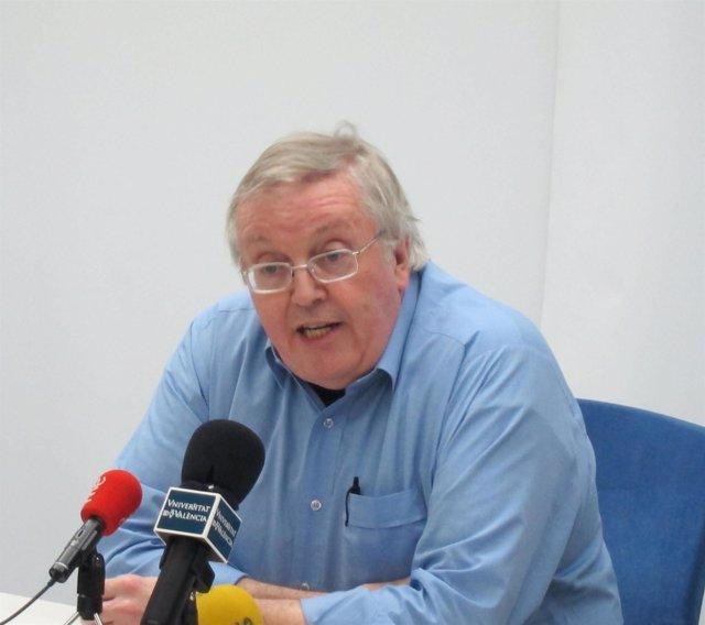 Paul Preston En La Universitat