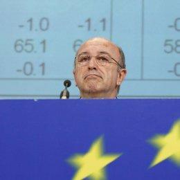 joaquin almunia comisario asuntos economicos union europea