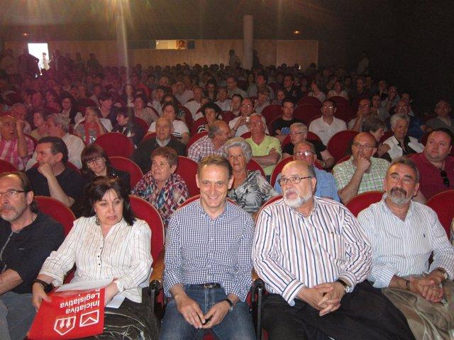 Candidato Secretaria Provincial Del PSOE, Cecilio Vadillo