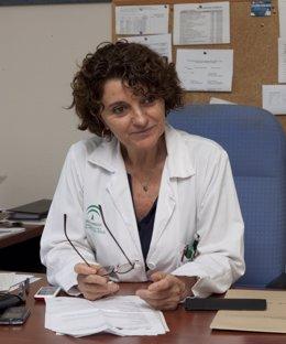 Emilia Barrot, Directora Médica Del Hospital Virgen Del Rocío De Sevilla