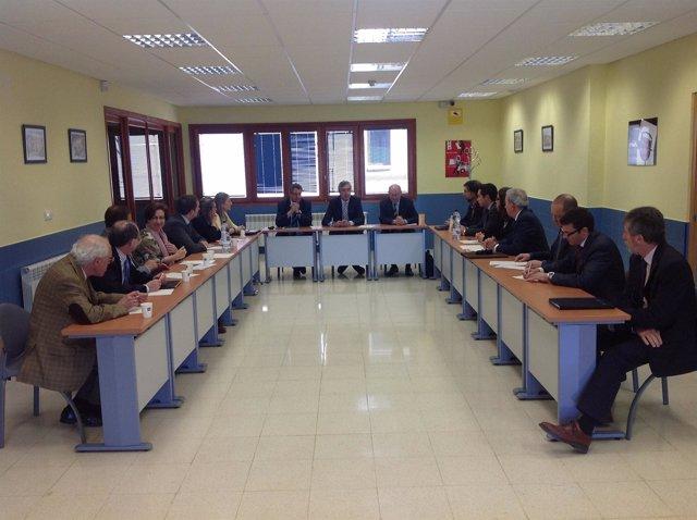 Encuentro De Los Jefes De Tráfico En Ávila