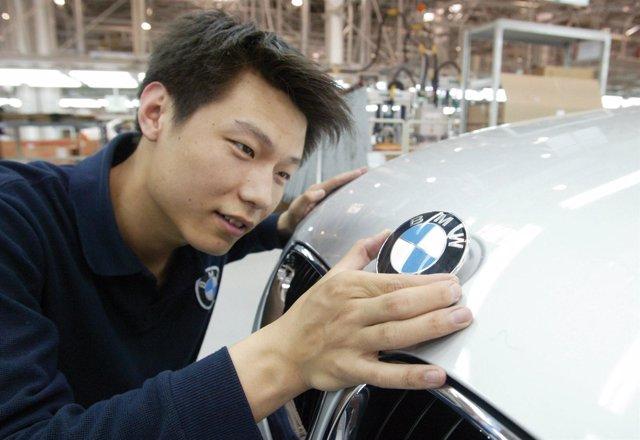 Nueva Fábrica De BMW En China