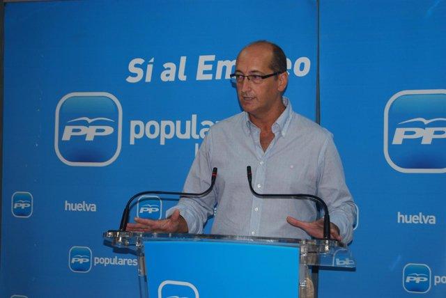 El Diputado Del PP, Juan José Volante