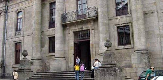 Facultad De Xeografía E Historia