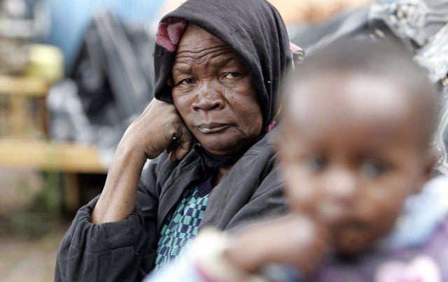 Pobreza En El Cuerno De África