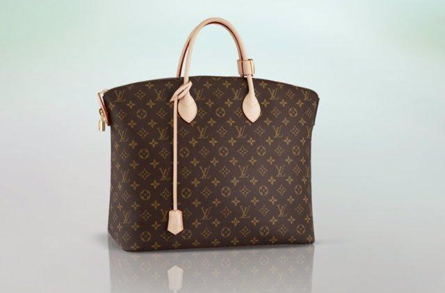 Emblemático bolso de Louis Vuitton