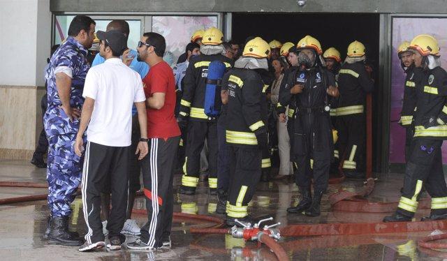 Cuatro Niños Españoles Mueren En Un Incendio En Qatar